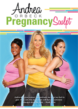 Pregnancy Sculpt DVD with Hipster™  by Andrea Orbeck (DVD Only, No Download)