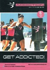 Addiction Fitness - Get Addicted!  (Download of a 6-disc set!)
